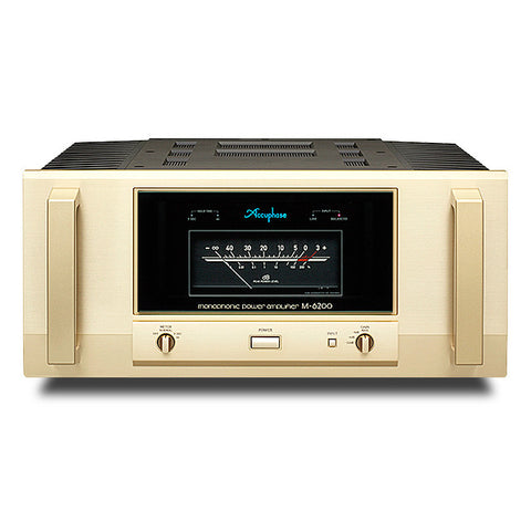 Accuphase M-6200 Monophonic Power Amplifier