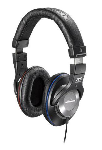 JVC-Victor HA-MX100-Z Hi-Res Studio Monitor Stereo Headphones