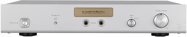 Luxman P-1u Headphone Amplifier