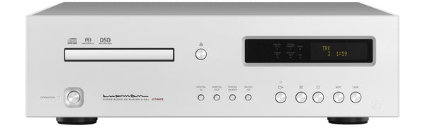 Luxman D-06u Super Audio CD Player