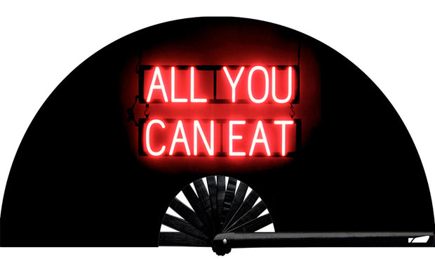 All You Can Eat Fan - UV