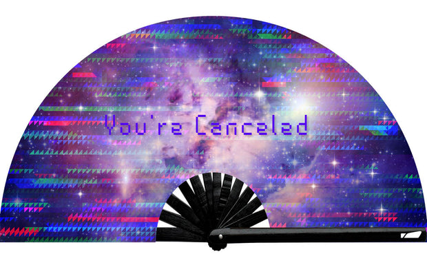 Cancelled Fan - UV