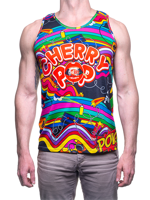 Cherry Poppin' Tank! - LIMITED EDITION