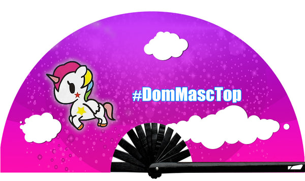 Dom Masc Top Fan