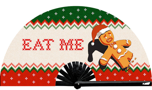 Eat Me Holiday Fan