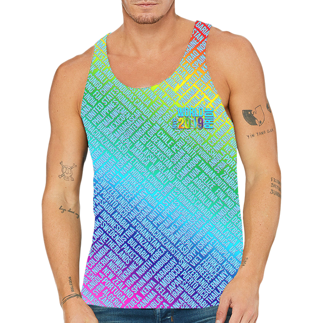 World Pride Nations Tank