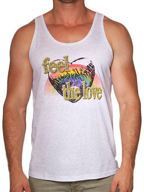 Feel The Love Tank | T.Rains