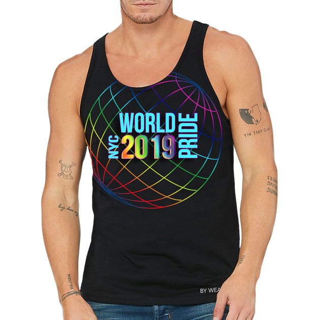 World Pride Monuments Tank