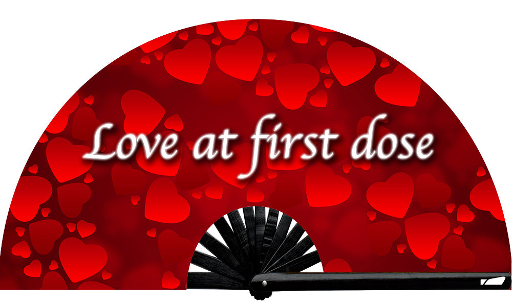 Love At First Dose Fan