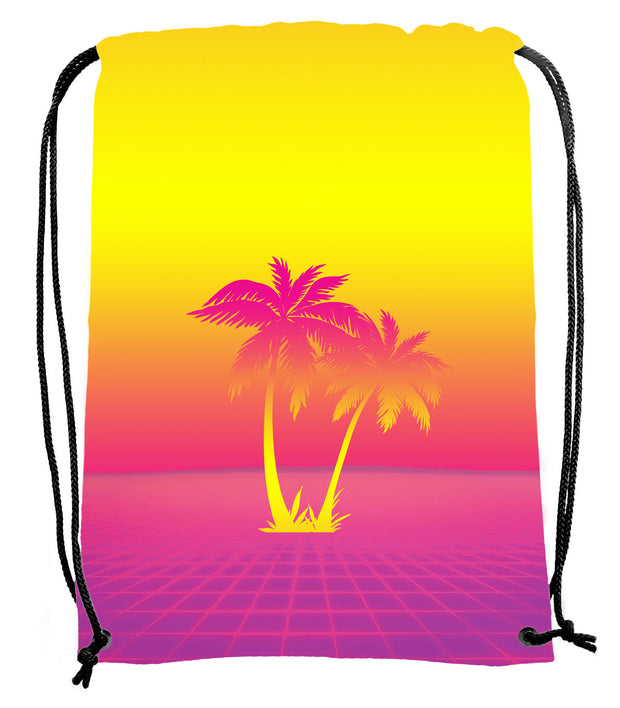 Neon Sunrise Bag - UV