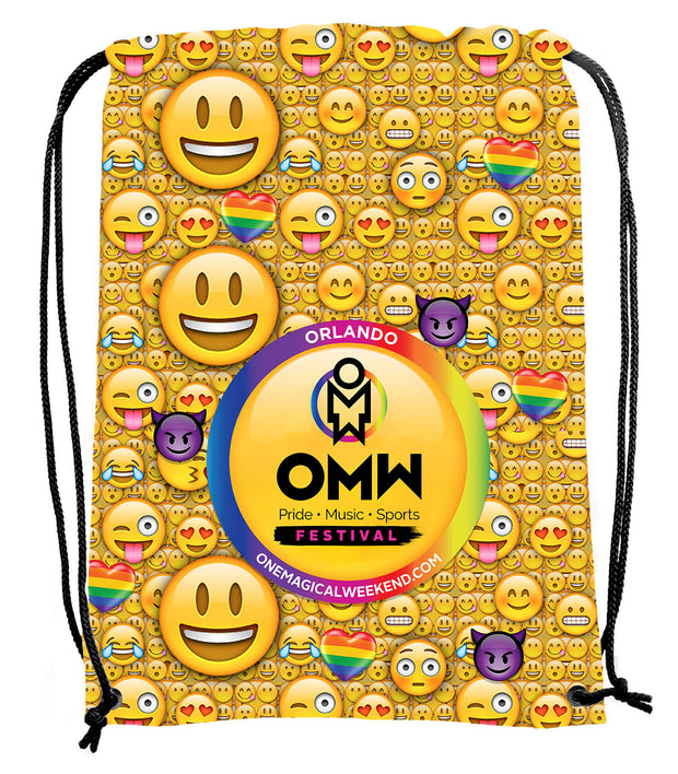 One Magical Emoji Bag - UV
