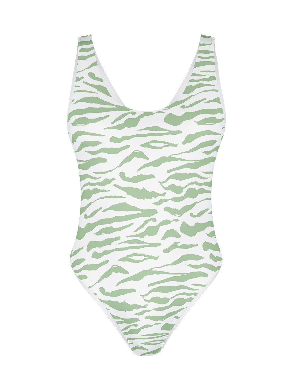 Pastel Tiger Print - One Piece