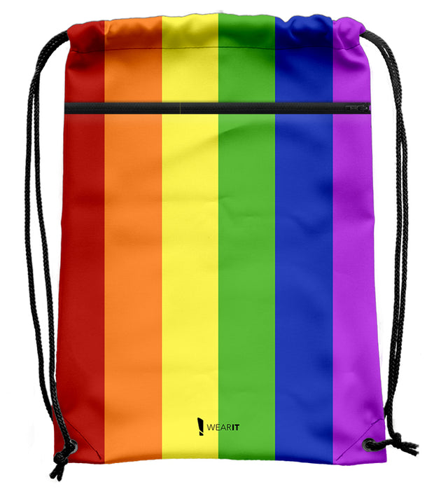 Rainbow Bag-  UV