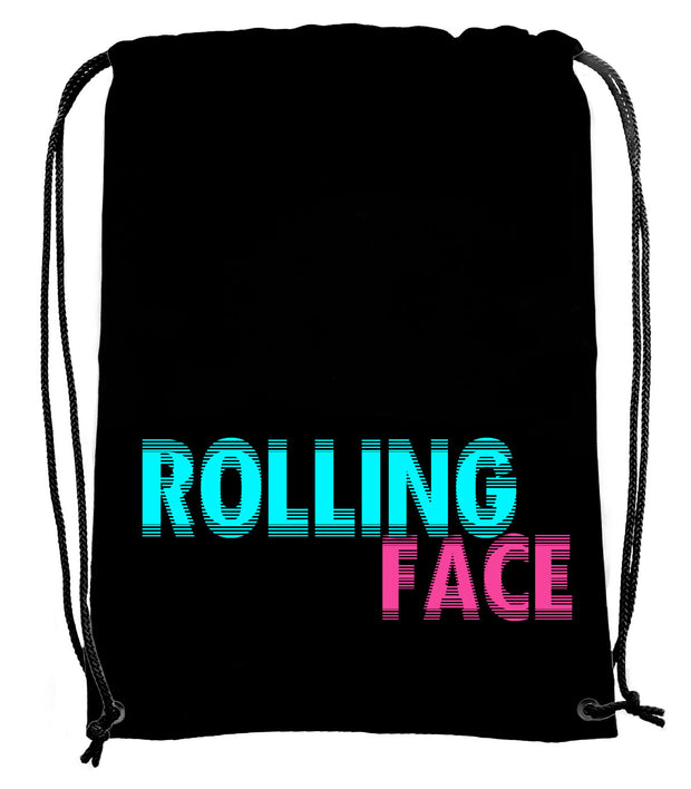 Rolling Face Bag - UV