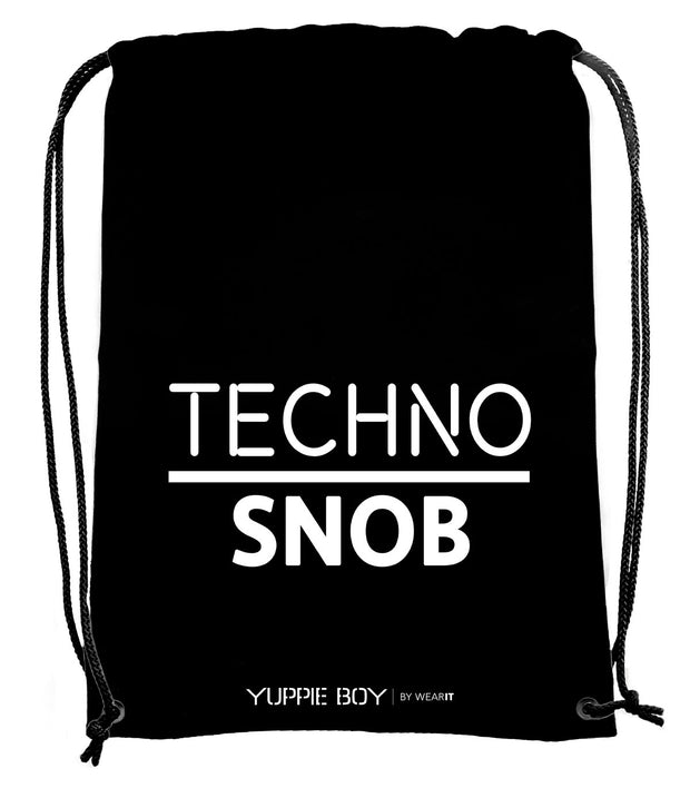 Techno Snob Bag