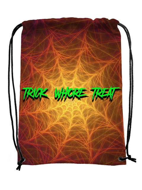 Trick Whore Treat Bag - UV