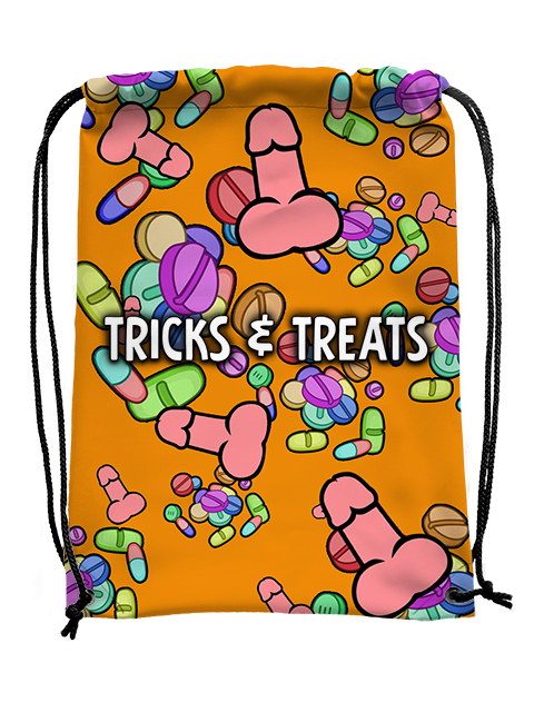 Tricks and Treats! Bag - UV