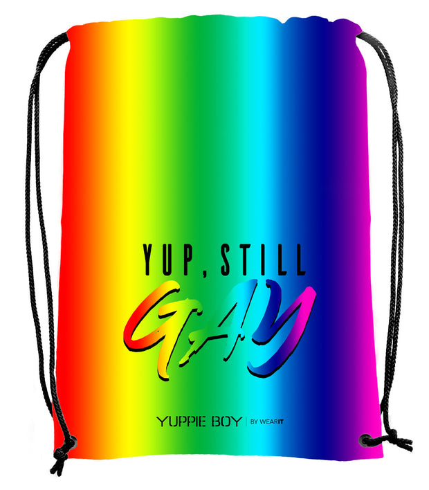 Yup, Still Gay Bag - UV