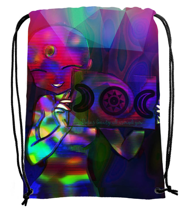 Glowing Bag - UV