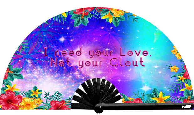 Love > Clout Fan - UV