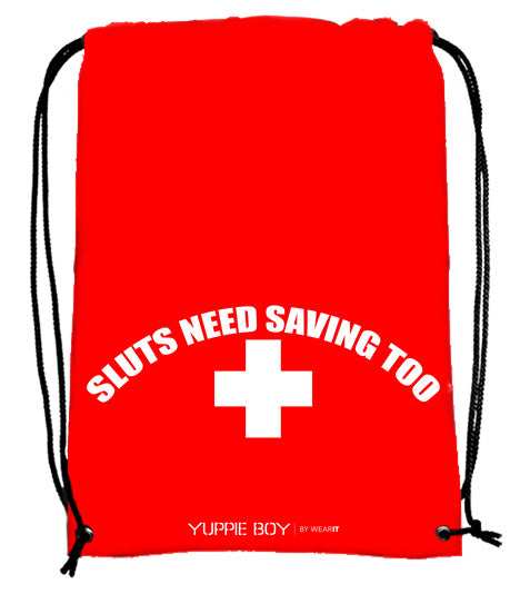 Sluts Need Saving Too Bag