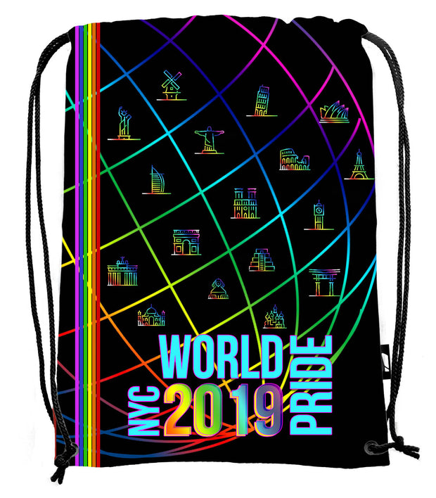 World Pride Monuments Bag - UV