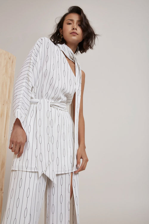 C/meo Collective - Everlasting One Shoulder Dress