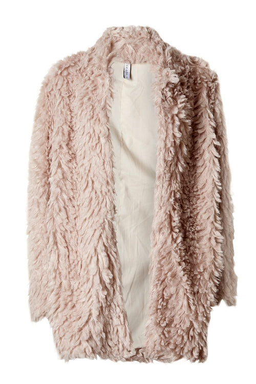 Steele - Maddox Coat (Blush)