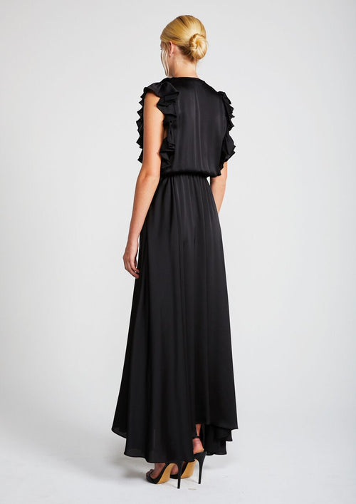 Shona Joy - Solar Ruffle Maxi Dress