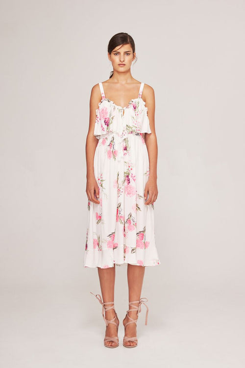 Steele - Botanica Midi Dress