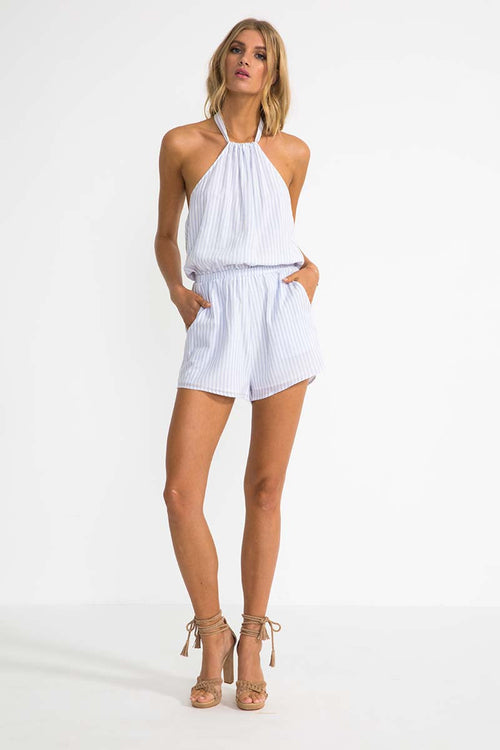 Suboo - Into You Halter Playsuit