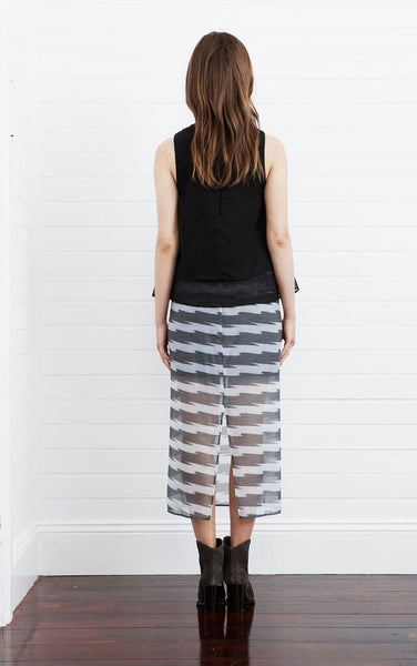 Stevie May - Heat Wave Maxi Skirt