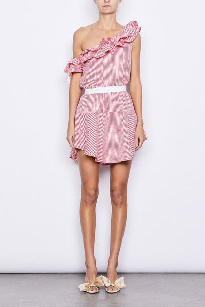 MLM - Honest Ruffle Dress