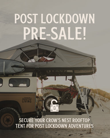 Crow's Nest Post Lockdown PRE-SALE