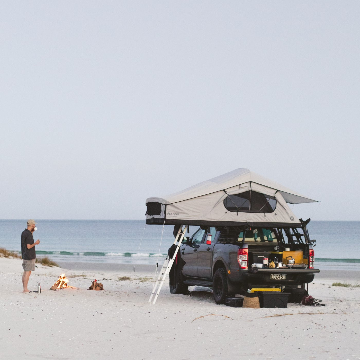 View Our Rooftop Tents Here & Feldon Shelter | Rooftop Tents Designed in New Zealand