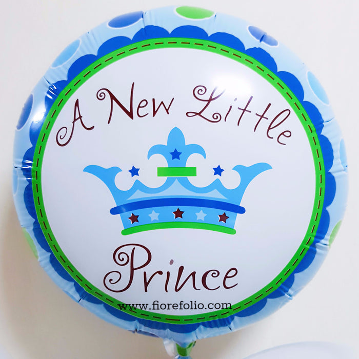 newborn baby shower balloon delivery