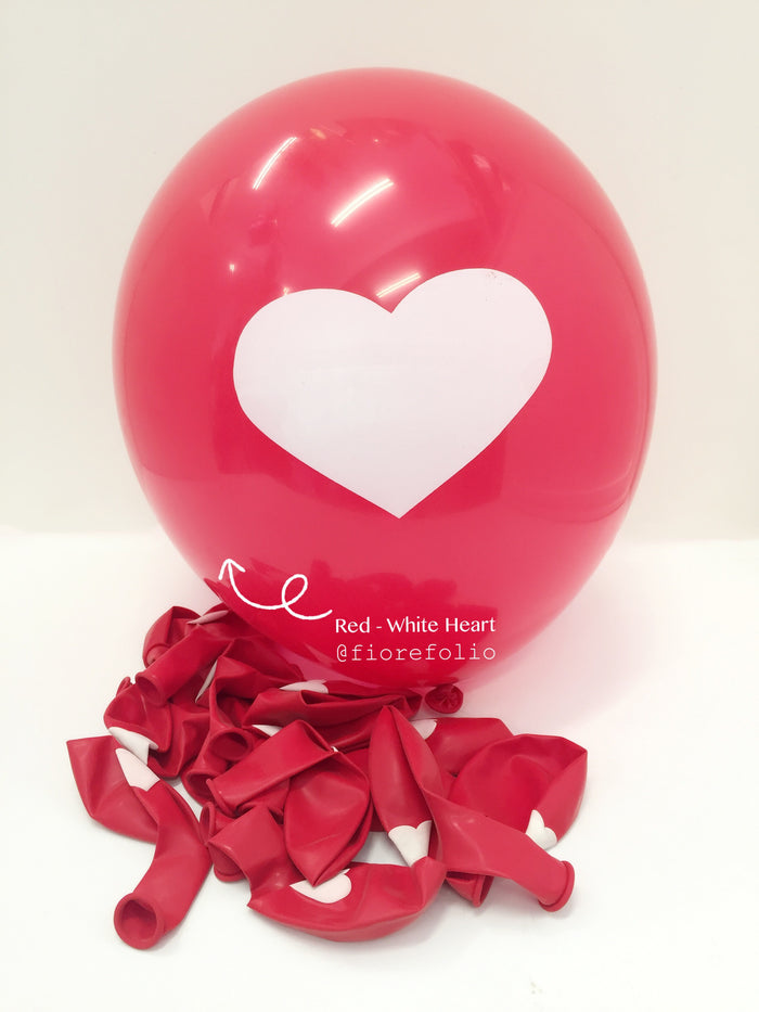valentine, wedding and proposal helium balloon