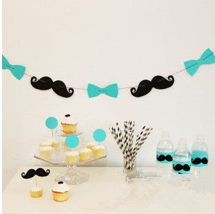 Mustache Bunting
