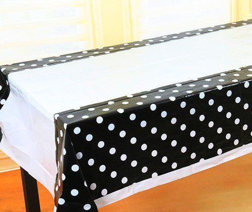 Table Cover - Polka Dots
