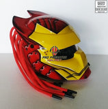 SY31 Pro Predator Motorcycle Helmet Dot Approved,ECE Iron Man Helmet style