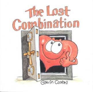 THE LOST COMBINATION  by GAVIN COATES