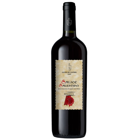 Leone De Castris 50th Vendemmia Salice Salentino Riserva DOC Italian Red Wine