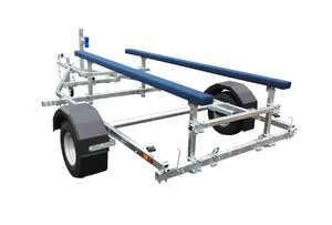 400 Cat Galvanised Boat Trailer