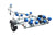 EXT 400 Roller Galvanised Boat Trailer - Ocean First Marine