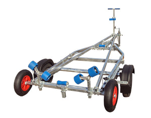 500 Combination Roller Galvanised Boat Trailer