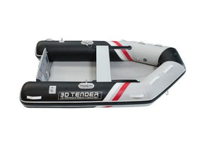 Twin V Shape 160 Air Deck Tender
