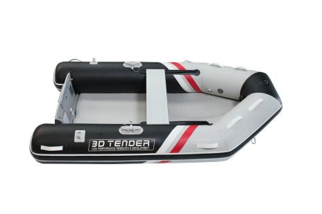 Twin V Shape 290 Air Deck Tender - Ocean First Marine