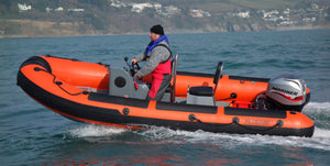3D Tender XPRO Safety 535 RIB