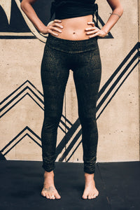 Viper Long and 3/4 Organic Cotton Leggings