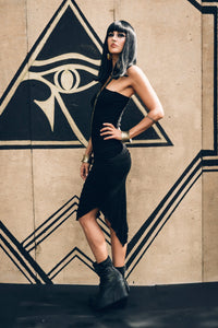 Obsidian Dress